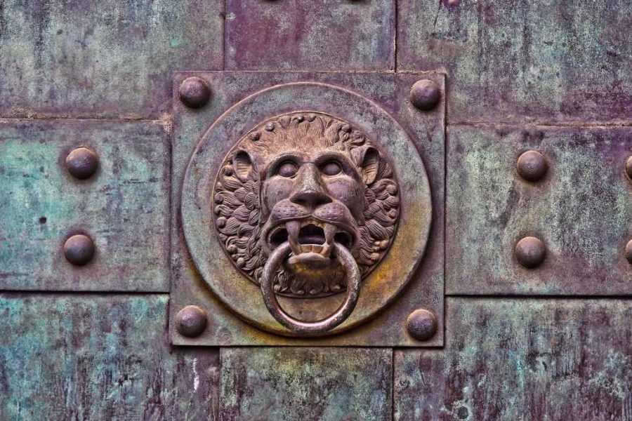 Löwenportal
